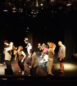 stage corse theatre