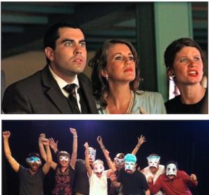 stages theatre aout debutants