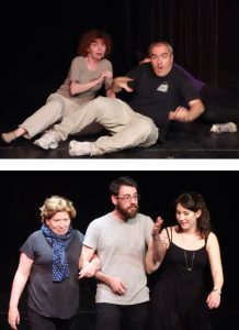 cours theatre semi-pro