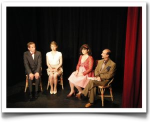 stages theatre texte