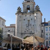 Tour de l'horloge La Rochelle