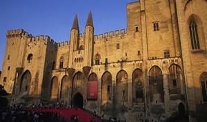 Avignon stage théâtre
