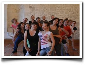 Stage texte et corps Valence