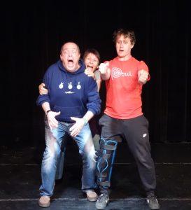 stage theatre juillet