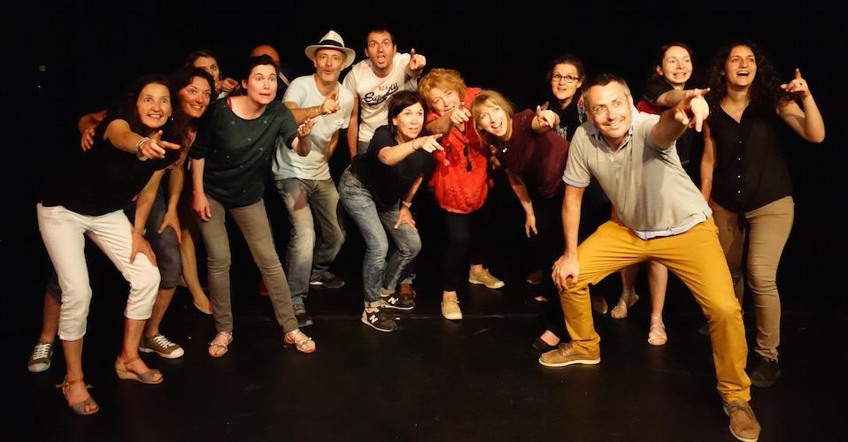stage théâtre France