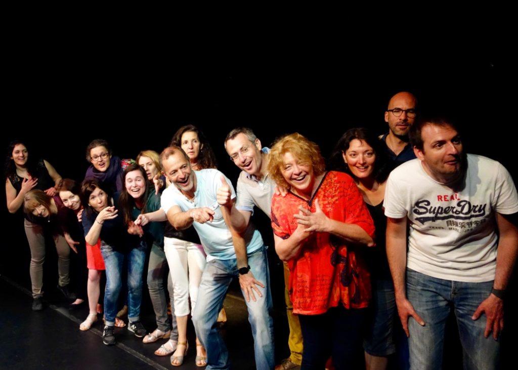 stage theatre week-end