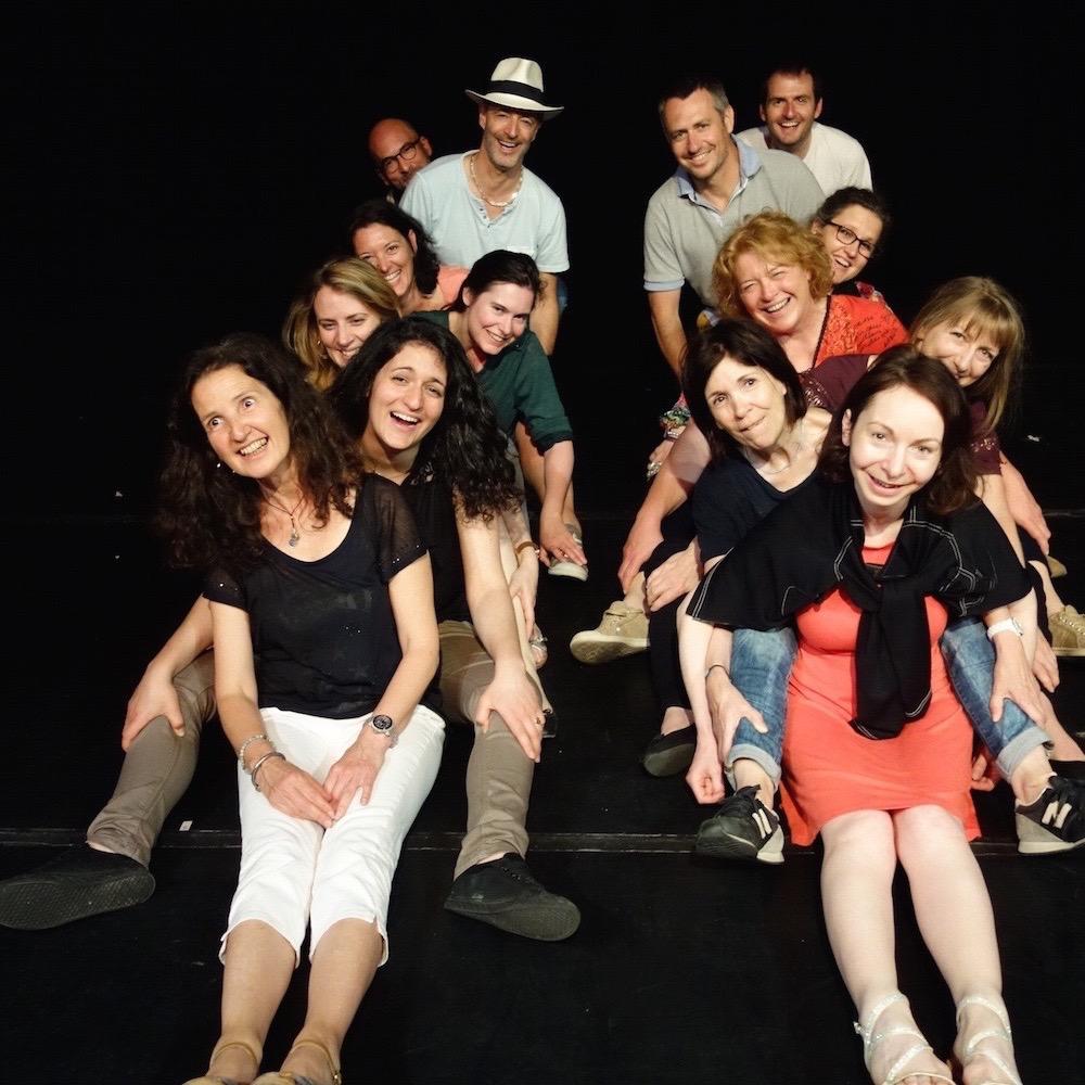 stage de théâtre en août La Rochelle