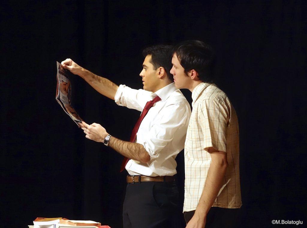 stage theatre mai
