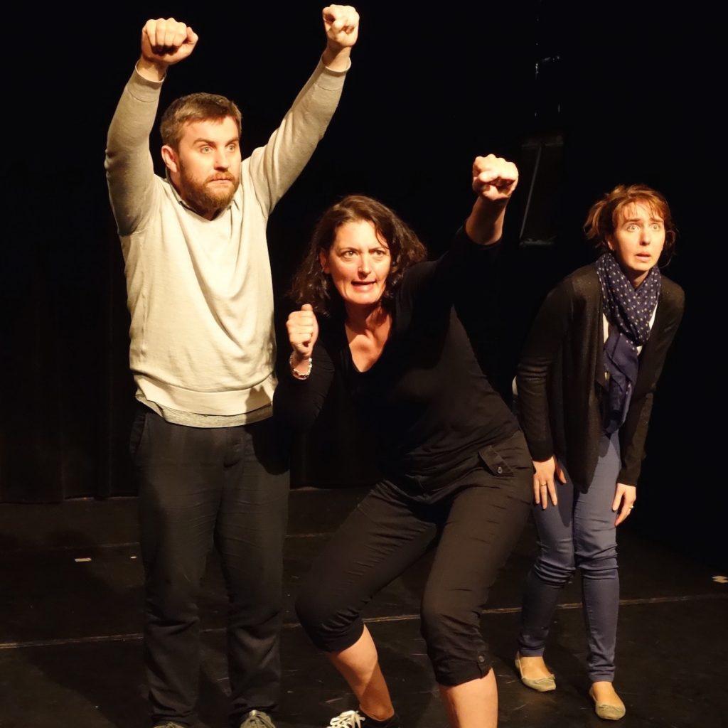 stage theatre paris
